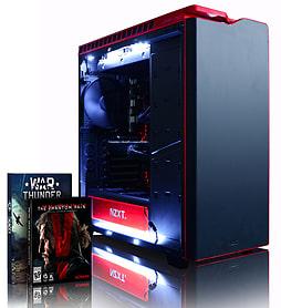 Vibox Juggernaut 19 - 4.4GHz Intel Quad Core Gaming PC (Nvidia GTX 960, 8GB RAM, 3TB, No Windows) PC