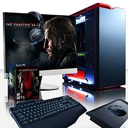 Vibox Viper 35 - 4.4GHz Intel Quad Core Gaming PC Pack (Nvidia GTX 970, 16GB RAM, 3TB, Windows 8.1) PC