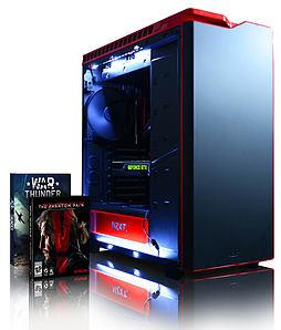 Vibox Exterminator 23 - 4.4GHz Intel Quad Core Gaming PC (Nvidia GTX 980, 16GB RAM, 3TB, No Windows) PC