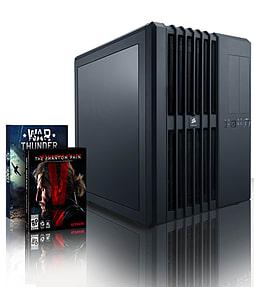 Vibox Revolution 22 - 4.4GHz Intel Six Core Gaming PC (Nvidia GTX 970, 32GB RAM, 3TB, Windows 8.1) PC