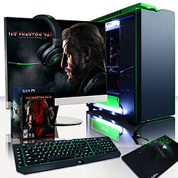 Vibox Revolution 2 - 4.4GHz Intel Six Core Gaming PC (Nvidia GTX 970, 32GB RAM, 3TB, No Windows) PC