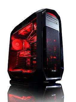 Vibox Titan 8 - 4.4GHz Intel Six Core Gaming PC (Nvidia GTX Titan X, 32GB RAM, 3TB, Windows 8.1) PC