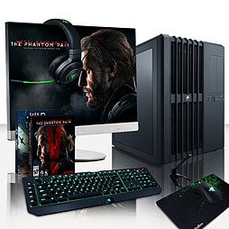 Vibox Titan 16 - 4.4GHz Intel Six Core Gaming PC Pack (Nvidia GTX 980, 32GB RAM, 3TB, No Windows) PC