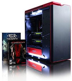 Vibox Legend 9 - 4.4GHz Intel Eight Core Gaming PC (Nvidia GTX 980 SLI, 16GB RAM, 3TB, Windows 8.1) PC