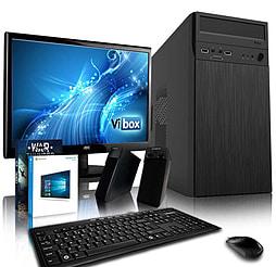 VIBOX Tower 10 - 3.7GHz AMD Dual Core Desktop PC Pack (Radeon HD 8370D, 8GB RAM, 1TB, Windows 8.1) PC