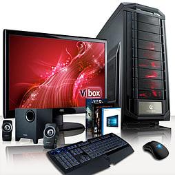 VIBOX Sniper 9 - 4.2GHz AMD Quad Core Gaming PC Pack (Nvidia GTX 970, 16GB RAM, 2TB, Windows 8.1) PC