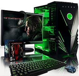 VIBOX Apache 9XLW - 4.1GHz AMD Six Core Gaming PC Pack (Nvidia GTX 960, 32GB RAM, 2TB, Windows 8.1) PC