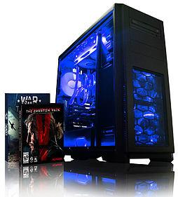 VIBOX Apache 9SW - 4.1GHz AMD Six Core Gaming PC (Nvidia Geforce GTX 960, 8GB RAM, 1TB, Windows 10) PC