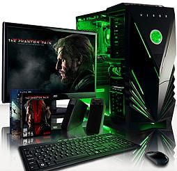VIBOX Spark 7 - 3.9GHz AMD Six Core Gaming PC Pack (Nvidia GTX 960, 16GB RAM, 1TB, Windows 8.1) PC