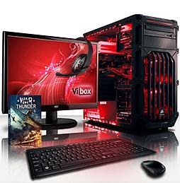 VIBOX Cerberus 1 - 4.4GHz Intel Dual Core Gaming PC (Nvidia GTX 750 Ti, 8GB RAM, 1TB, No Windows) PC