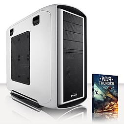 VIBOX G-Force Turbo 3 - 4.4GHz INTEL Quad Core, Gaming PC PC