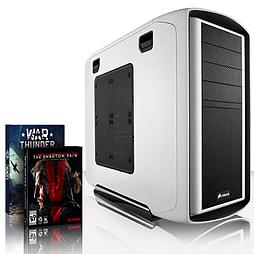 VIBOX Invincible Turbo 4 - 4.4GHz INTEL Quad Core, Gaming PC PC