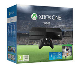 Xbox One 500GB Console With FIFA 16 Xbox One