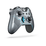 Xbox One Wireless Controller - Official Limited Edition Halo 5 Guardians screen shot 4