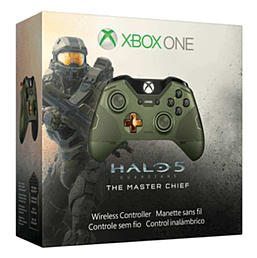 Limited Edition Halo 5 Guardians Xbox One Wireless Controller Xbox One