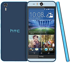 HTC Desire Eye 16GB LTE Factory Unlocked Phone (Blue) Phones