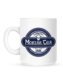 Moriar-Tea White Mug Home - Tableware
