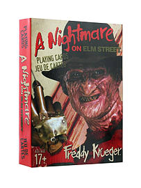 A Nightmare On Elm Street Playing Cards Traditional Games