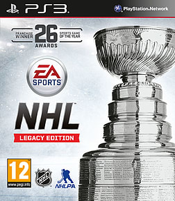 NHL Legacy Edition PlayStation 3