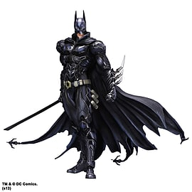 DC Comics VARIANT Play Arts Kai-KAI Batman (PVC Action Figure) (japan import) Figurines and Sets