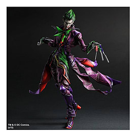 DC Comics Variant Play Arts Kai Joker Action Figure Figurines and Sets