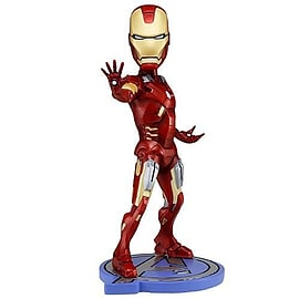 Marvel - The Avengers - Iron Man - Head Knocker Figurines and Sets