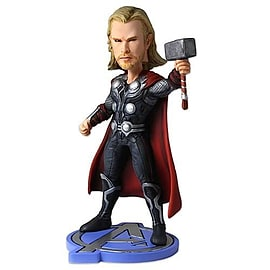 Marvel - The Avengers - Thor - Head Knocker Figurines and Sets