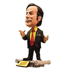 Breaking Bad 6in Saul Goodman Red Tie Edition Bobblehead Figurines and Sets