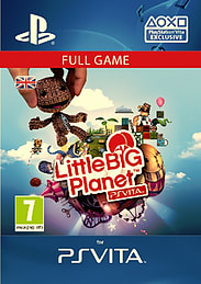 LittleBigPlanet PlayStation Vita PS Vita