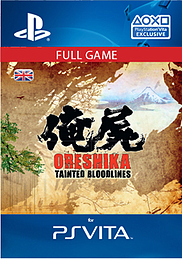 Oreshika: Tainted Bloodlines PS Vita