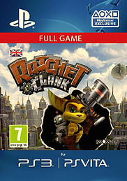 Ratchet and Clank PS Vita