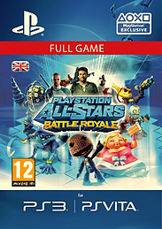PlayStation All Stars: Battle Royale (PS Vita) PS Vita