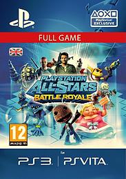 PlayStation All Stars: Battle Royale (PS Vita) PS Vita