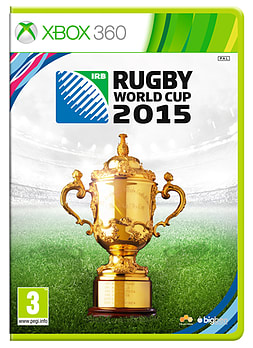 Rugby World Cup 2015 Xbox 360