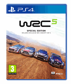 WRC 5 Special Edition – Only at GAME PlayStation 4