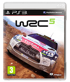 WRC 5 PlayStation 3