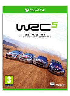 WRC 5 Special Edition – Only at GAME Xbox One