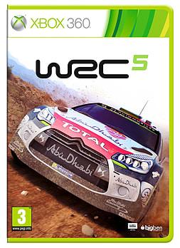 360 WRC 5 Xbox 360