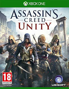Assassin's Creed Unity - Special Edition [English/Arabic] [Import] XBOX ONE