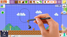 Black Wii U with Super Mario Maker Limited Edition screen shot 1