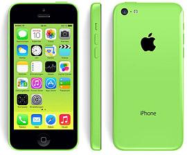 Apple iPhone 5C 8GB Factory Unlocked (Green) Phones
