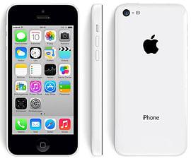 Apple iPhone 5C 16GB Factory Unlocked (White) Phones