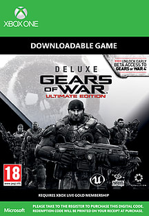 Gears of War Ultimate Edition Deluxe Xbox One