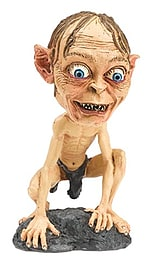 Lord Of The Rings Smeagol Headknocker / Bobblehead Figurines and Sets