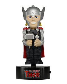 Marvel Thor Bodyknocker - Solar Powered Figurines and Sets