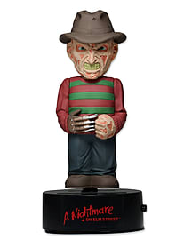 Nightmare on Elm Street Freddy Krueger Body Knocker Solar Powered Figurines and Sets