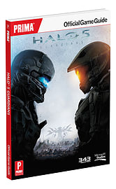 Halo 5: Guardians Strategy Guide Strategy Guides and Books