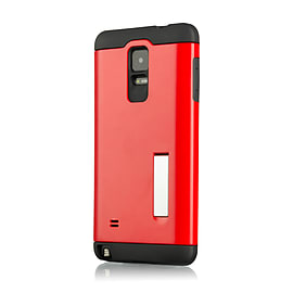 Dual Layer Slim Armour Shockproof Case For Motorola Moto X2 - Red Mobile phones
