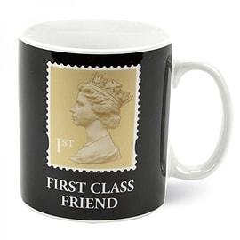 First Class Friend Porcelain Mug Home - Tableware