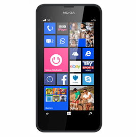 Nokia Lumia 630 Microsoft Windows phone on EE pay as you go Phones